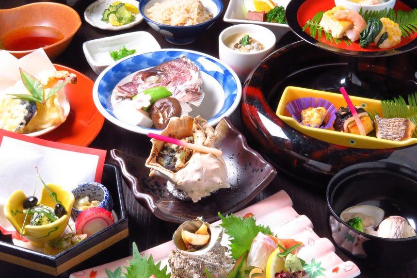 県外客おもてなしコース【120分飲み放題付き】5,000円