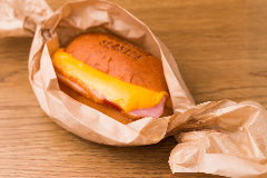 BACON CHEDDER CHEESE SAND【ドリンク付き】