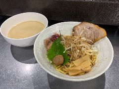 田中家名物  熱海梅煮干しつけ麺