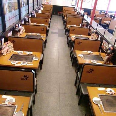 鶴橋風月 阿倍野ごちそうビル店  店内の画像
