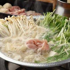 【名物料理】白濁とり鍋