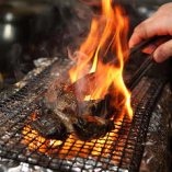 【様々な鶏料理】 水炊きやせいろの他ころころ焼き等多彩