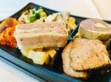 シェフ特製パリのお惣菜・オードヴルセット