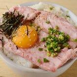 桜丼(馬肉)