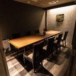 歌舞伎町での接待やプライベートな宴会に最適な観戦個室を用意