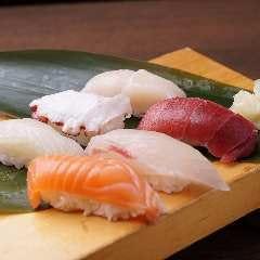 寿司握り単品 150円~
