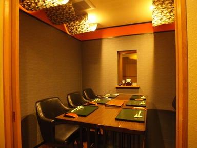 京都 祗園 川村料理平  店内の画像