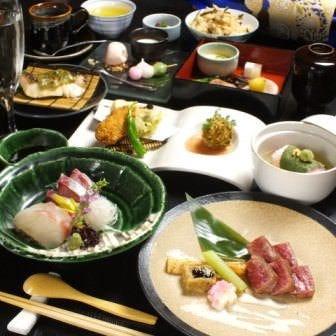 京都 祗園 川村料理平  コースの画像