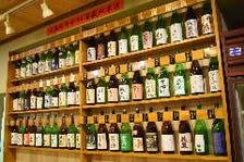 福島県内全て59種の純米日本酒