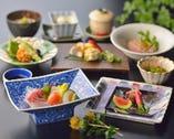 旬魚を盛り込んだ宴会コースは、4,400円~ございます。
