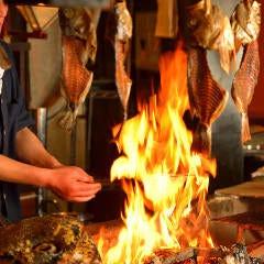 伊达な乡土料理と原始烧 牡鹿半岛 仙台驿前店