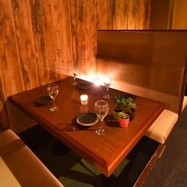地鶏&和牛食べ放題 炭火居酒屋 BONE 渋谷店 店内の画像