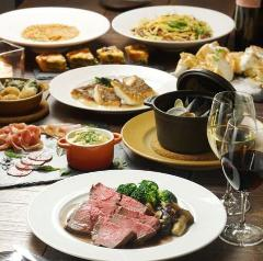 Pizzeria&Trattoria Bar Table Nice なんばパークス店