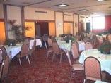 4階パーティ・宴会場  他大小和洋室 計6室120名対応