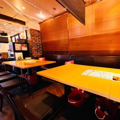肉ワインバル YUTAKA 研究学園店 店内の画像