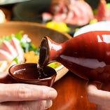 【厳選地酒】 新潟県内各地から厳選仕入れする希少な季節酒