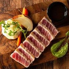女子会も◯ビールにぴったりお魚料理