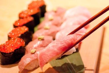 板前寿司 甲府店 コースの画像