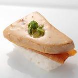 炙りフォアグラ Broiled Foie Gras