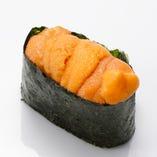 生うに軍艦 Fresh Sea Urchin
