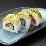 アボカド&ベジロール  Avocado & Veggie Roll[Vegetarian]
