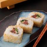 スパイシーツナロール  Spicy Tuna Roll
