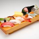 選抜にぎりセット Selection Sushi Combo