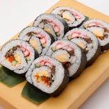 板前特製 うず太巻き Traditional Jumbo Rolled Sushi