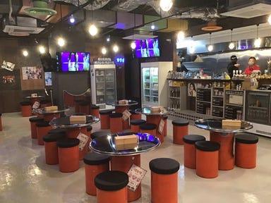 ソウル路地裏酒場「トッケビ」  店内の画像