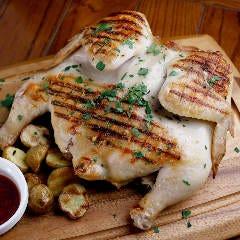 岩手県産清流若鶏のディアボラ
