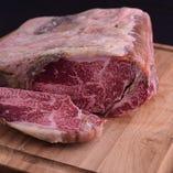 飛騨牛の美味しさを最大限まで引き出す「真空低温熟成ステーキ」