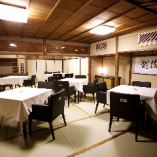 2階・広間貸切(最大45名様) ※座敷席の場合(テーブル席としてもご利用頂けます)