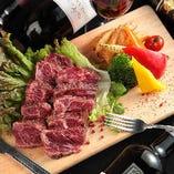 【ブラックアンガス牛】ハラミステーキ【アメリカ】