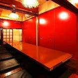 ◇大人数にも対応◇ 掘りごたつ席の半個室で宴会はいかが?
