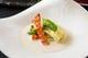 車海老と野菜の炊き合わせ