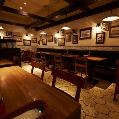 PIZZERIA DA CIBO 店内の画像