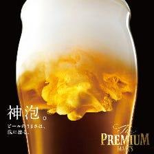 どこまでも生ビールを愛するお店