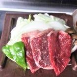 【十徳名物 瓦焼】 熊本 赤牛の瓦焼