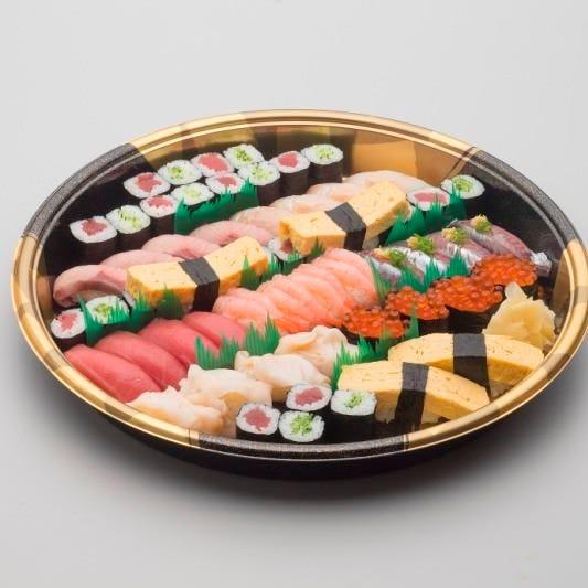 自慢の寿司をご家庭でも!!