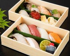 ■握り寿司盛り合わせ【11貫】