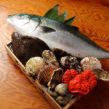 産地直送の新鮮な魚介類【北海道】