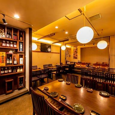 季節の鮮魚と地酒 神田和食 桃源郷  店内の画像