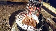 焼き魚「炉端焼」