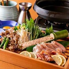 阿波尾鶏 特製・濃厚水炊き