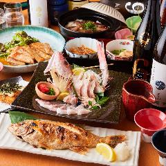 北陸漁師&徳島地鶏 個室 和食酒場 あわおどり
