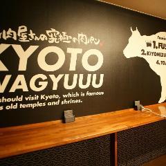焼肉屋さんの肉パン Wagyuuu 伏見稲荷店