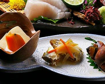 天然鮮魚と地酒 魚人本店 西中島  メニューの画像