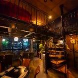 【おしゃれな雰囲気】店内改装で落ち着きのある空間に  「和ノ肴 松 TEL 022-351-3666」