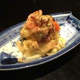 松のポテトサラダ
