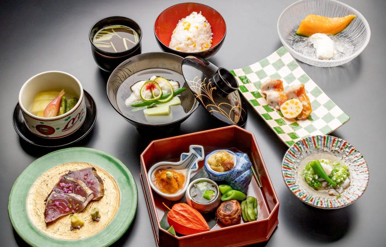 【旬味コース】お一人様 5,000円(税抜)~お料理のみのコース~